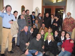 Buenos Aires 2008 -  A casa del Cardinal Jorge Mario Bergoglio